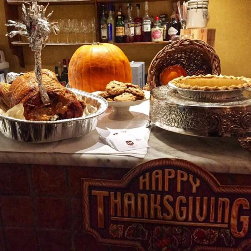 Thanksgiving Day 2018 a Firenze, i cinque ristoranti dove festeggiare il giorno del Ringraziamento