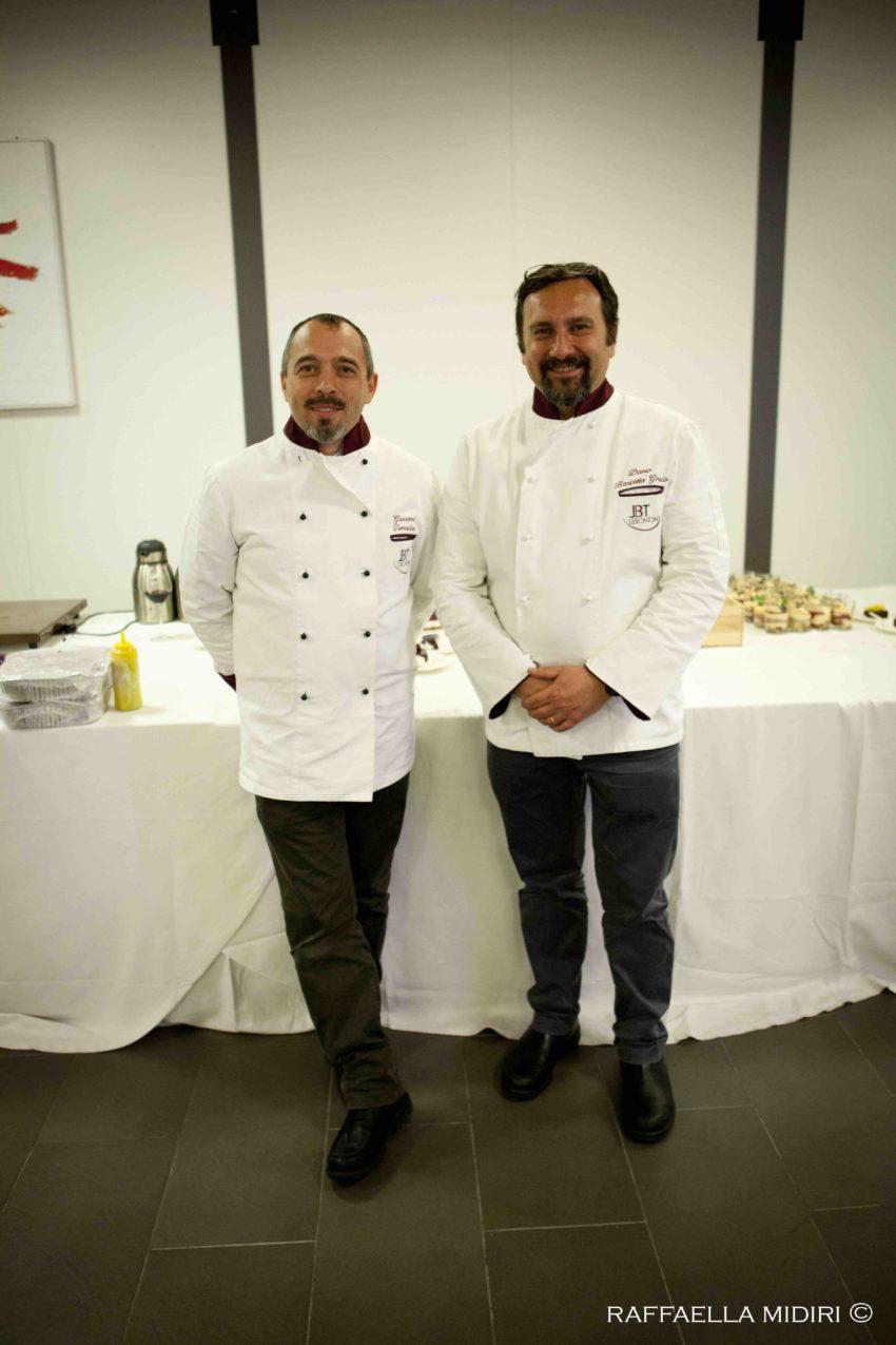 Le Bon Ton Catering,Giovanni Terracina,Dario Biscetta Greco