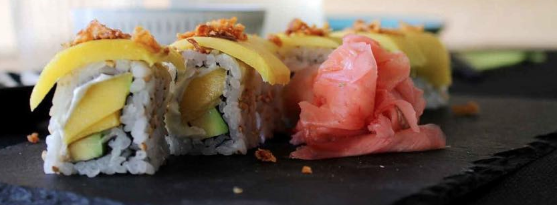Mun sushi bar Roma, mangiare giapponese a Centocelle