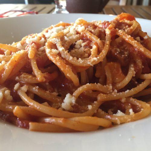 Le migliori amatriciane di Roma, sfida a sette con prezzi e specialità