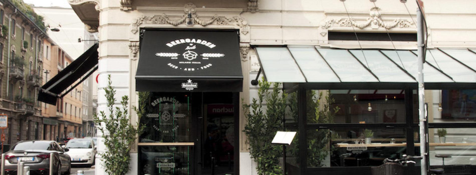 BeerGarden Milano, a Isola la birreria con cocktail a base di luppolo e la 'carbonara 2.0'