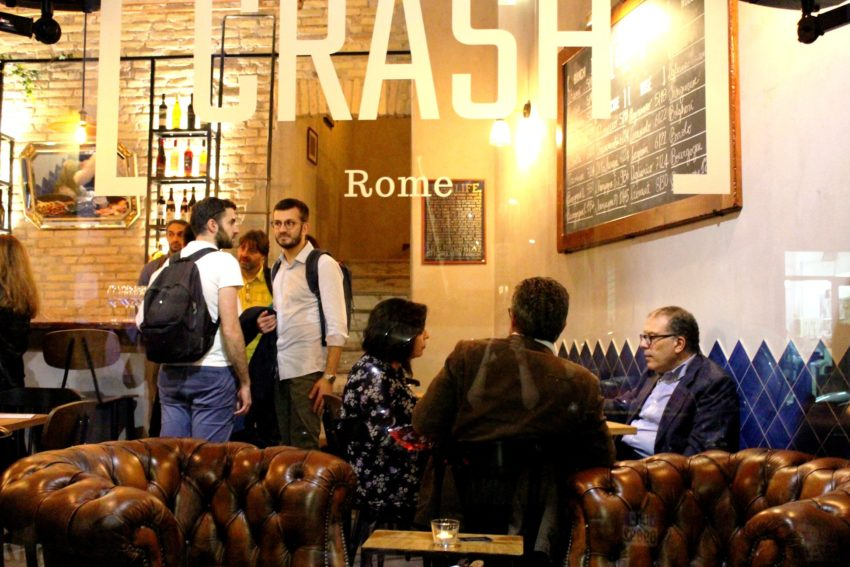 Crash Roma, enoteca e club vibes & wine
