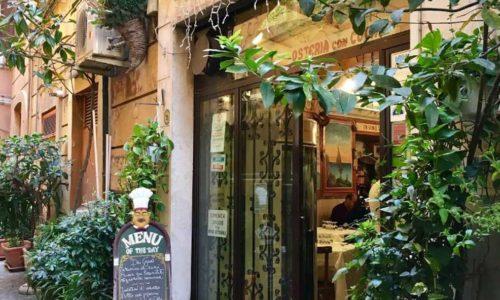 Ristoranti non turistici a Roma, trattorie e locali dove mangiare bene