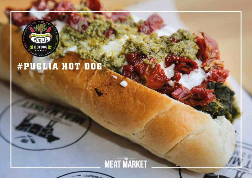 hot dog The Meat Market Roma