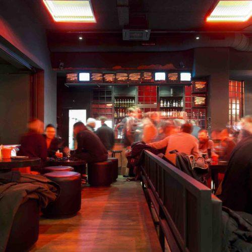 Klang Roma, cucina aperta fino a tardi e musica live nel locale al Pigneto