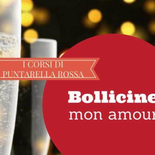 Bollicine Mon Amour, corso e degustazione a Roma, gennaio 2019