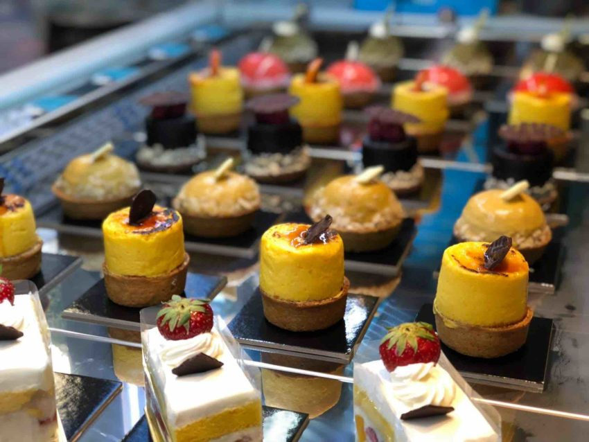 hiromi cake roma dolci