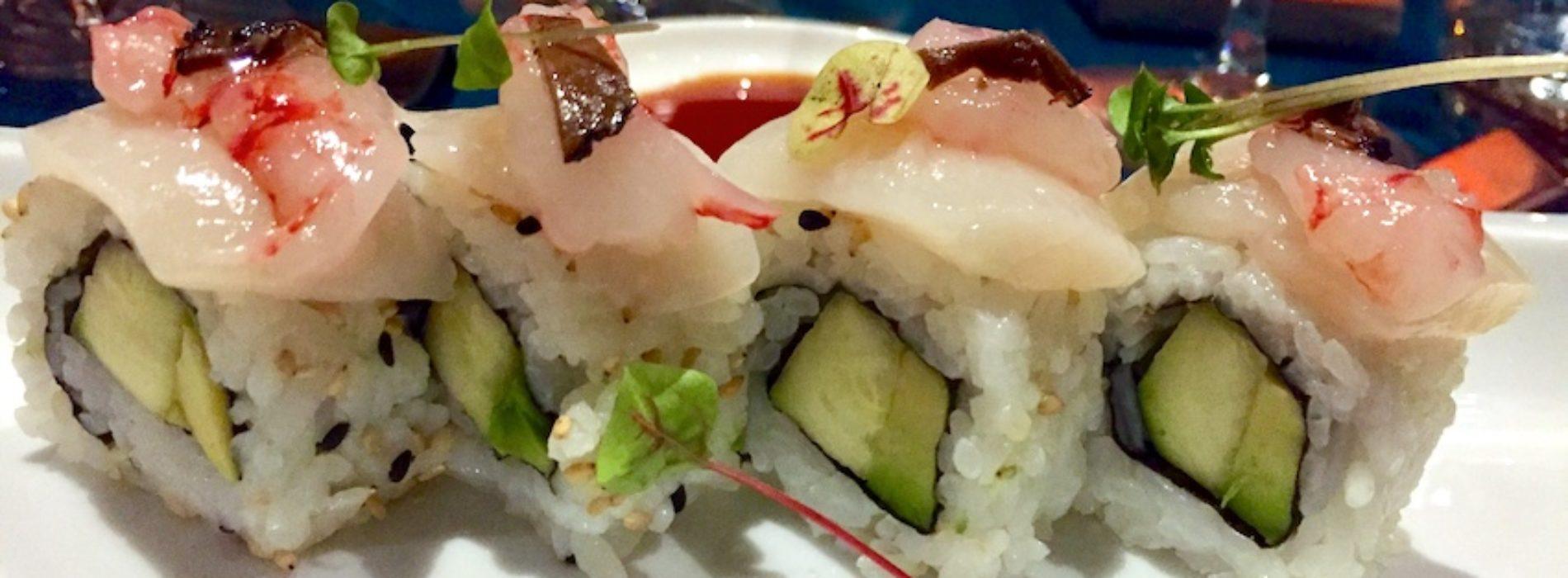 Nishiki Milano, sushi chic nel ristorante giapponese di Scalo Romana
