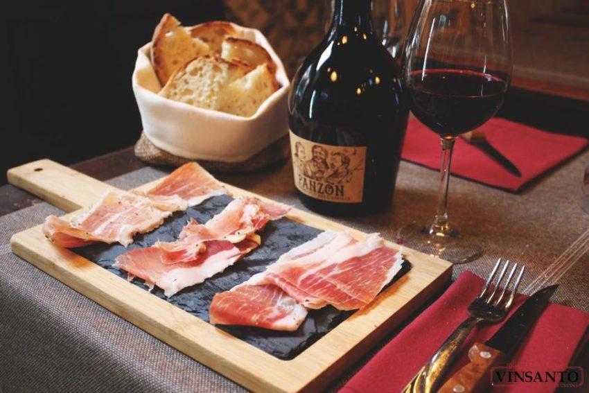 Vinsanto vino & cucina Roma