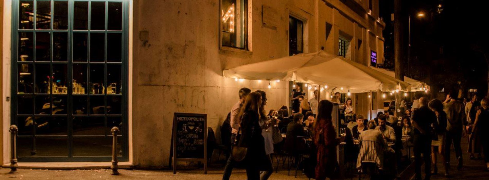 The best aperitivo in Flaminio, Rome: from Tree bar to Metropolita, both wine and cocktails