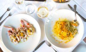 Santucci a Roma, ai Parioli ristorante di pesce dai sapori mediterranei