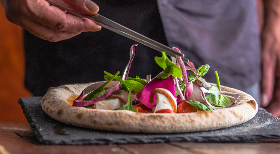 Pizza Biscottata Gourmet Milano