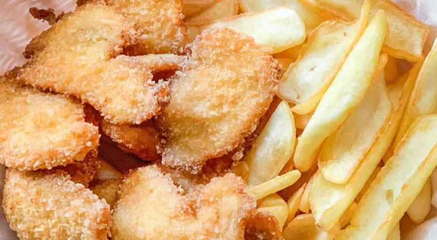 131 Chicken Experience, nuggets indimenticabili