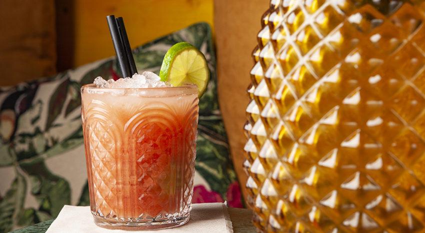 Balada Sushi, i cocktail colorati