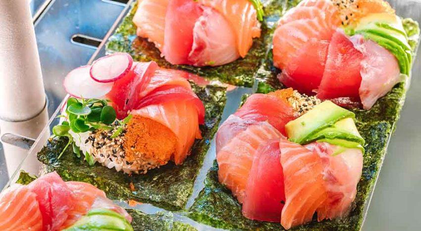 Ichi Station, take away di sushi