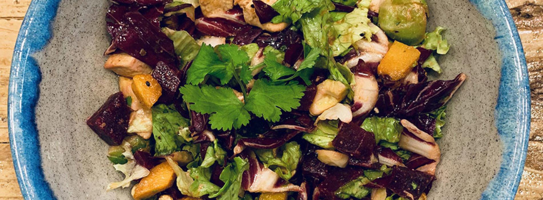 Muzzi Breakfast & Salad Bar Milano, insalate e golosità healty in via Sottocorno