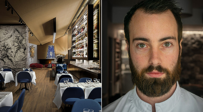 Nuovo giovane chef al ristorante Torre