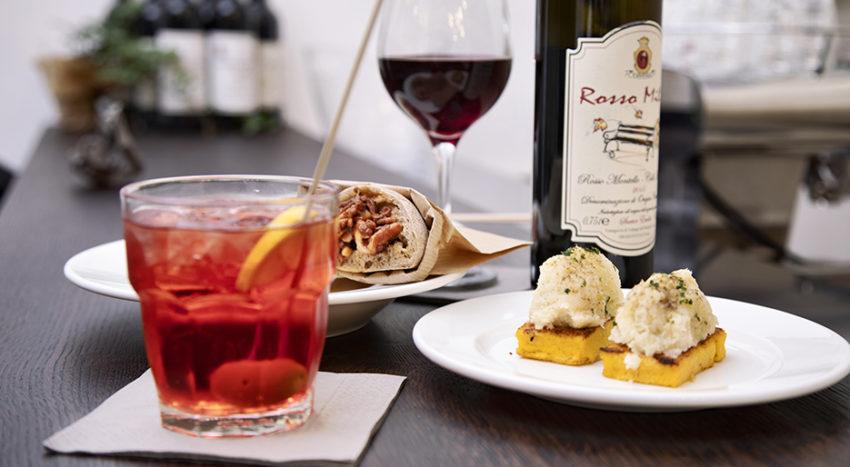 Tascaro a Milano per l'aperitivo
