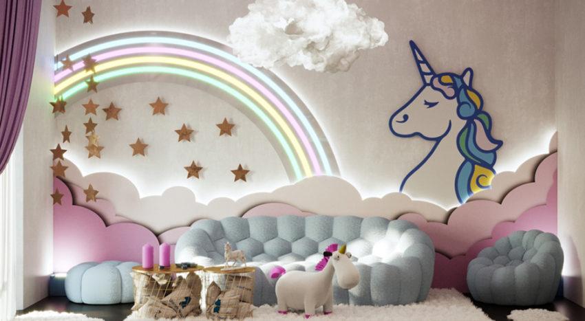 Unicorn house, per dormire in un luogo unico durante il Salone