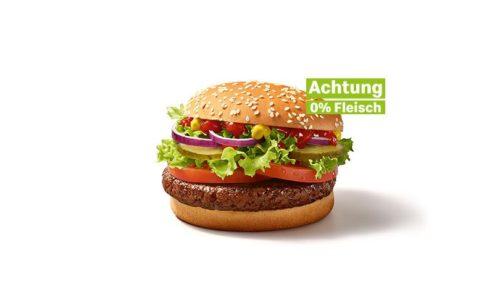 Burger vegano, McDonald's lancia il nuovo BigMac in Europa e comincia dalla Germania