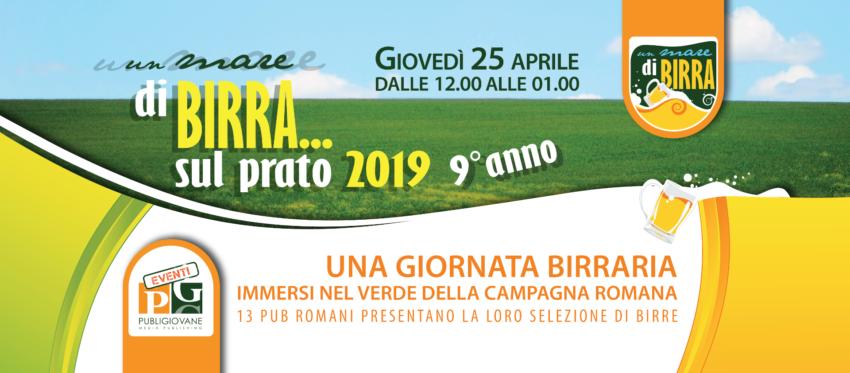 25 APRILE 2019 A ROMA