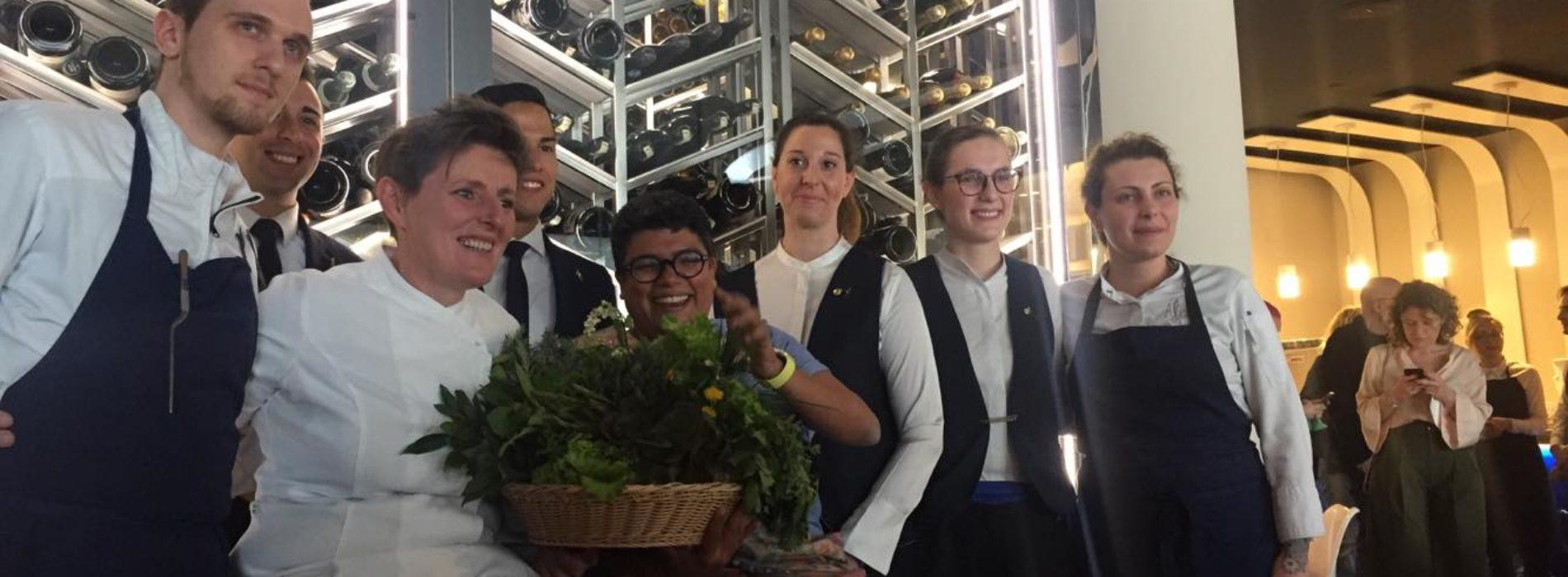 Viva Milano, Alice ristorante cambia tutto con la chef stellata Viviana Varese e la collaborazione di Ritu Dalmia