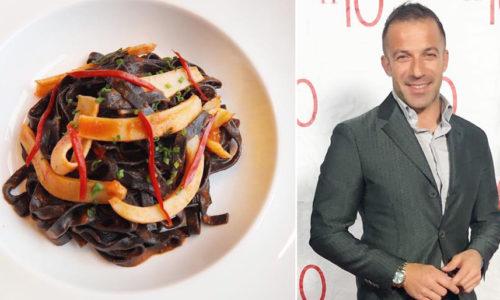 Il ristorante di Alessandro Del Piero a Milano, a giugno arriva il nuovo N. 10