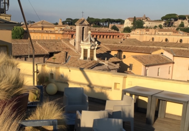 I Migliori Rooftop Di Roma Terrazze Panoramiche In Centro