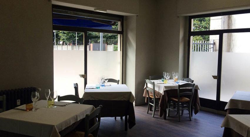 Matteo Fronduti, il suo ristorante Manna