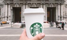 Starbucks Milano, la caffetteria USA apre in Centrale