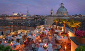 I migliori rooftop di Roma, terrazze panoramiche in centro per mangiare e bere all'aperto