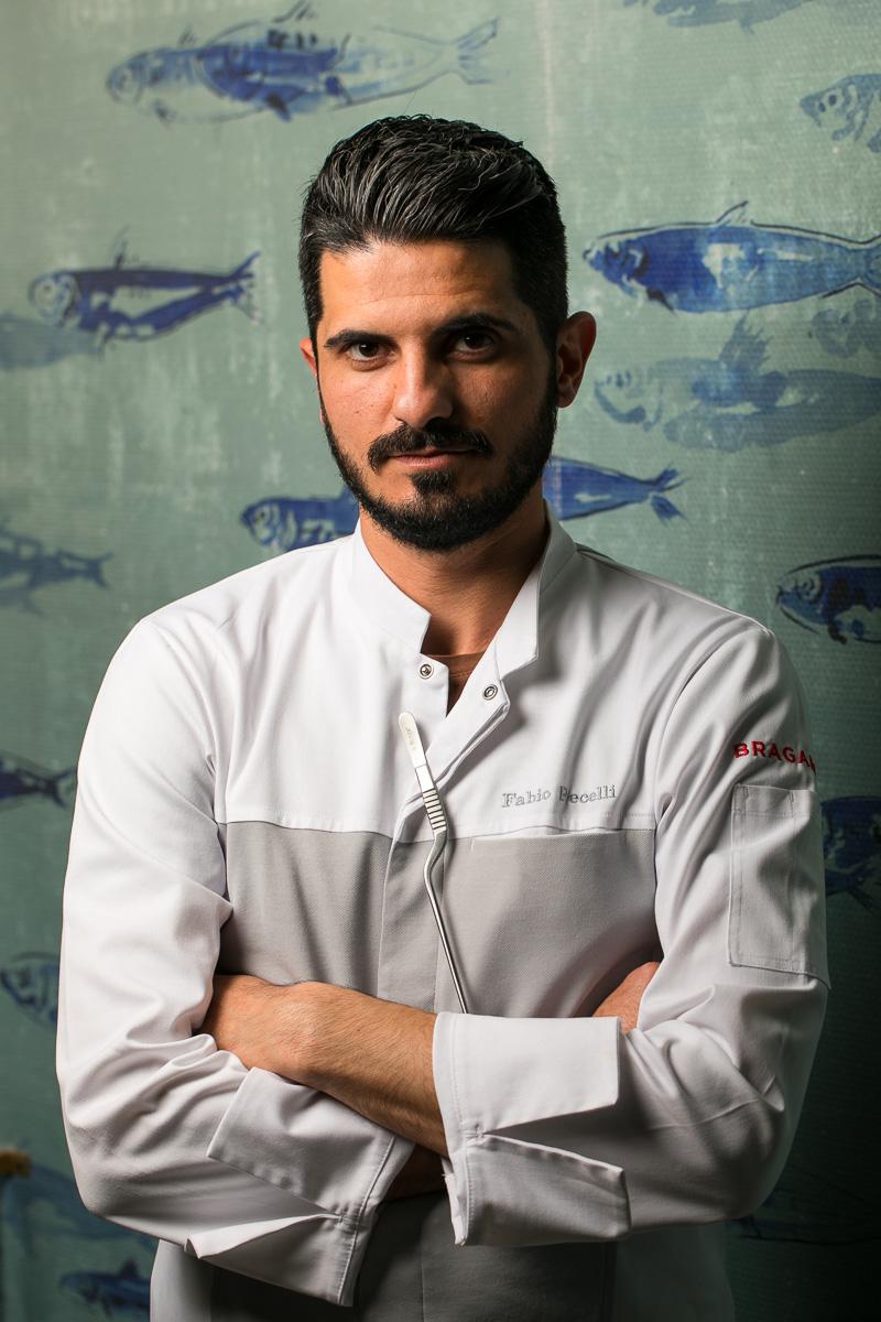 pesciolino roma chef fabio pecelli