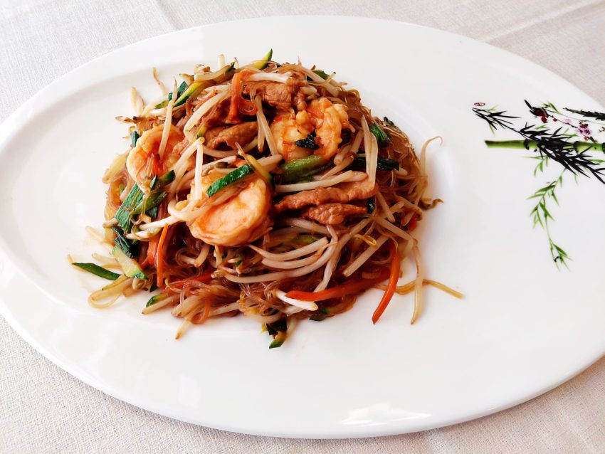 China Gourmet in via Castaldi