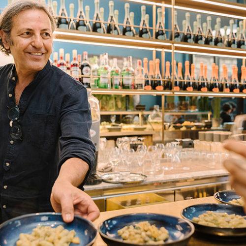 Caffè Fernanda Milano, alla Pinacoteca di Brera i piatti di Filippo La Mantia