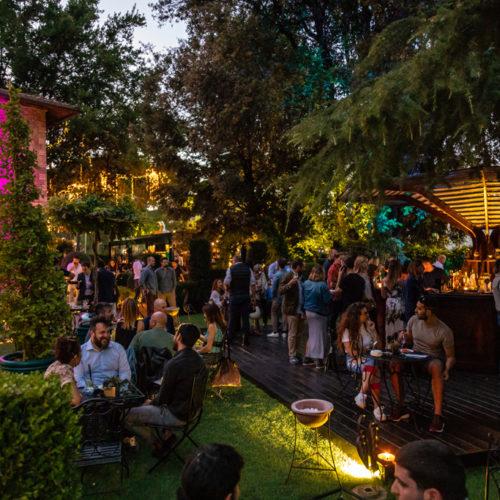 Locali all'aperto Roma estate 2019, giardini e terrazze per aperitivi, cena e dopocena