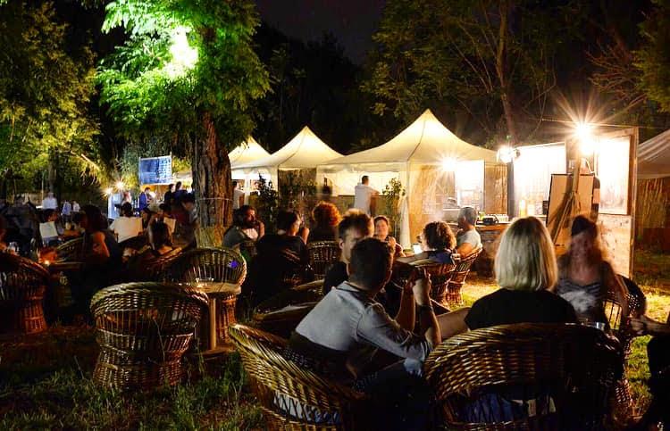 Locali All Aperto Roma Estate 2019 Giardini E Terrazze Per