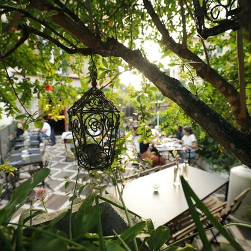 Mangiare all'aperto a Roma estate 2019, cinque ristoranti da scoprire