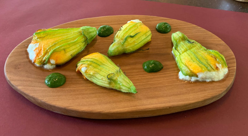 Il menu de La Cucina dei Frigoriferi Milanesi