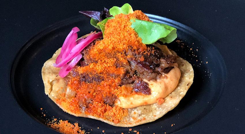 Tacos BM, il taco di Cesare Battisti