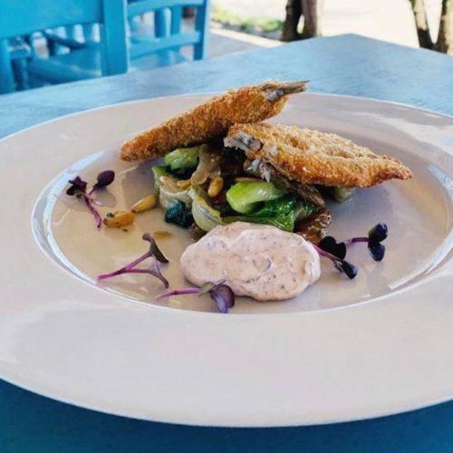 Il Patio Fregene, tacos tartare e mondini nel ristorante di pesce sul litorale romano
