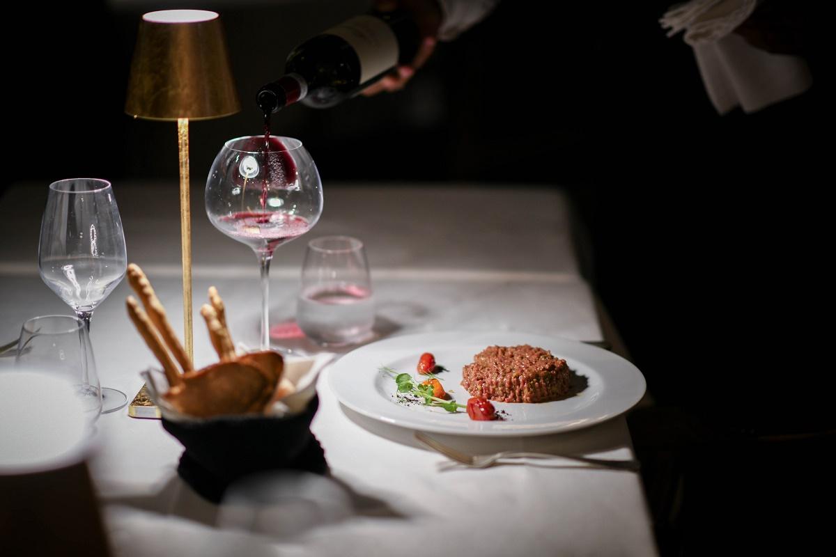Jackie O' a Roma, il nuovo ristorante del club della Dolce Vita tra riso al salto e tartare di manzo - Puntarella Rossa