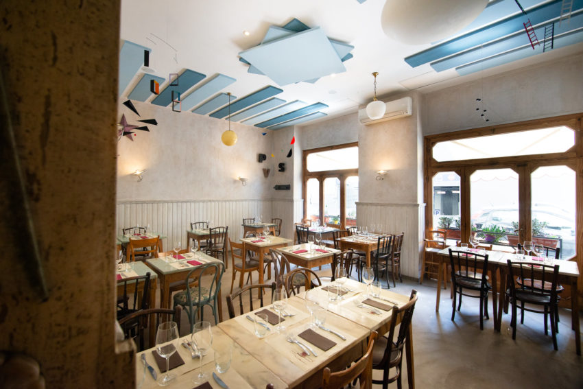 hostaria del sole insegna ristorante roma furio camillo