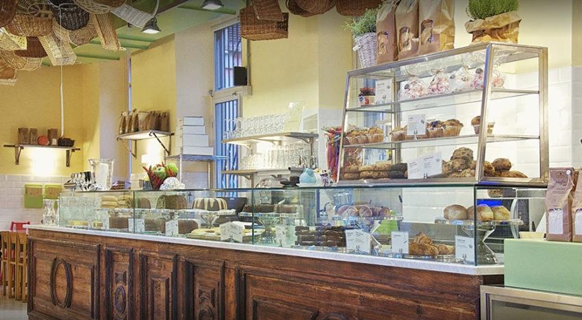 Thanksgiving day da California Bakery Garibaldi e altri store