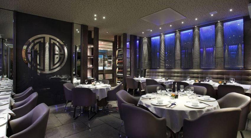 Dim Sum Milano, ristorante cinese di lusso