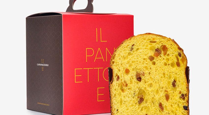 Panettone by Cannavacciuolo