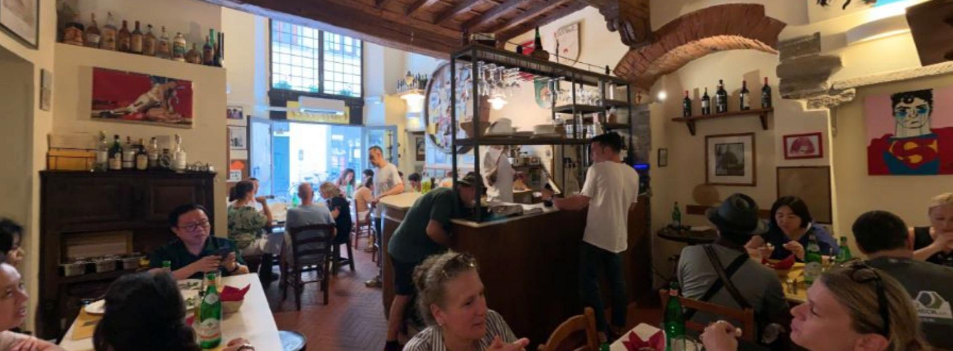 Pausa pranzo vicino Palazzo Vecchio Firenze, cinque ristoranti low cost