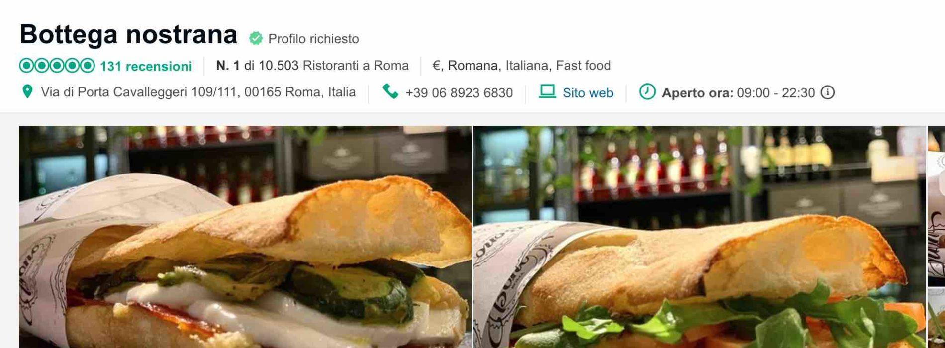 I migliori ristoranti di Roma e di Milano del 2019 secondo Tripadvisor (e perché non ci si può fidare)