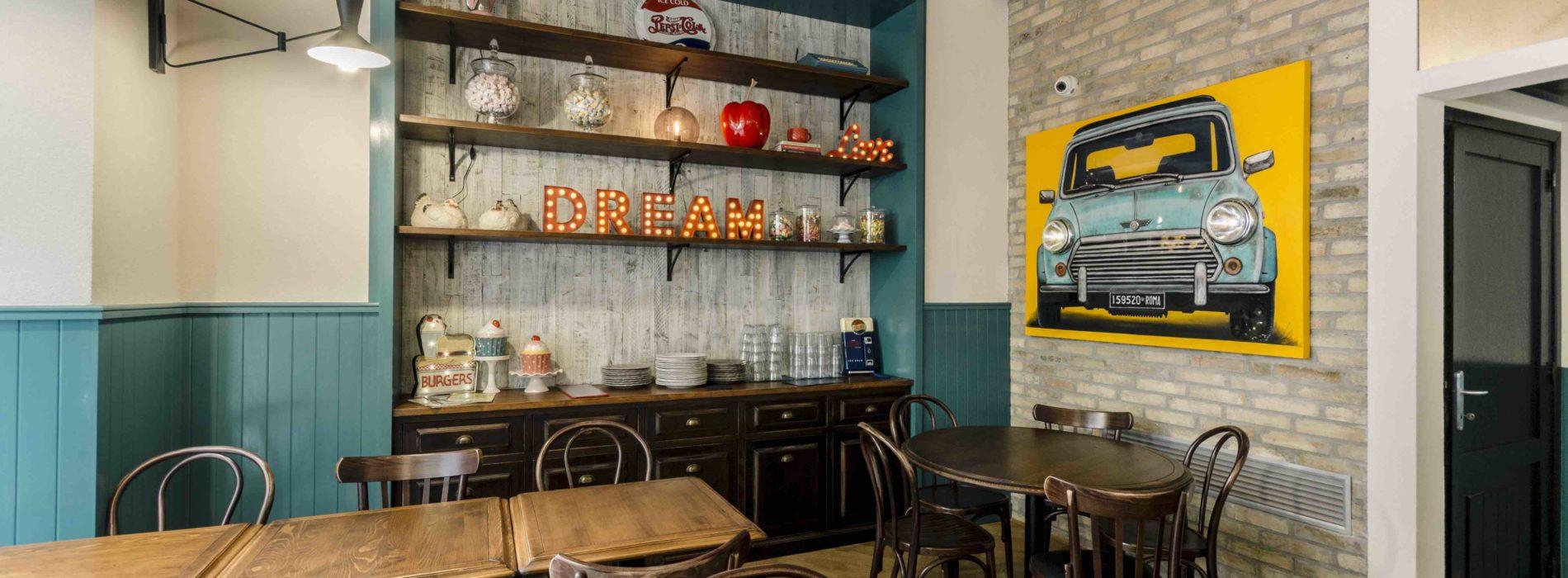 Pop's Roma, la pasticceria moderna che guarda a bakery e diners degli Stati Uniti