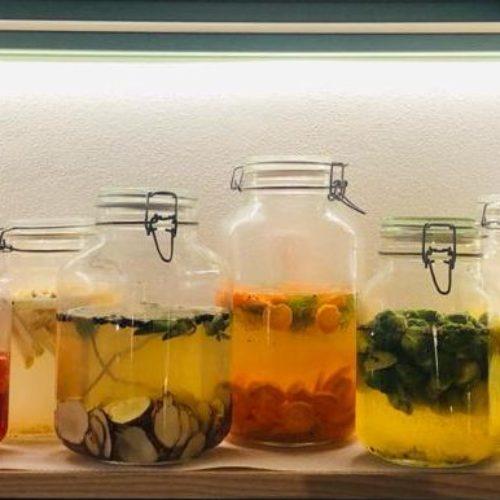 Aromaticus a Trastevere, cinque piatti healthy da provare (e il crauto fermentato)