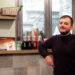 Matteo Baldi dalla cucina alla sala, lo strano caso di Epiro a Roma